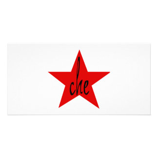 Che Red Star! Card
