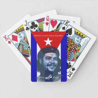 Che Smile Hasta La Victoria Playing Cards