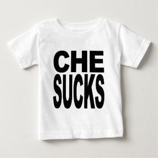 Che Sucks Baby T-Shirt