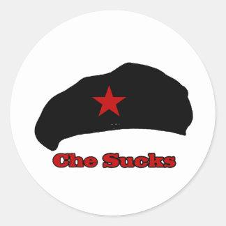 Che Sucks Sticker