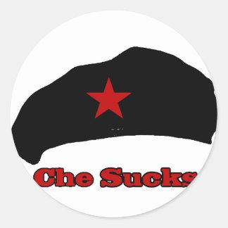 Che Sucks Stickers