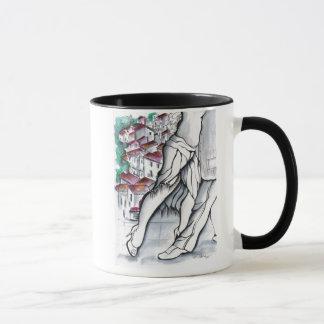 Che Tango in Pueblos Blancos Mug
