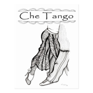 Che Tango Post Cards