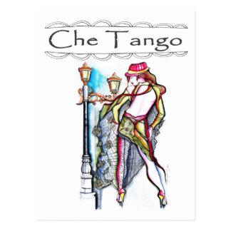 Che Tango Postcards