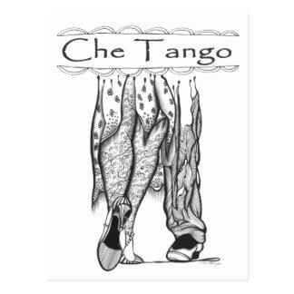 Che Tango Post Card