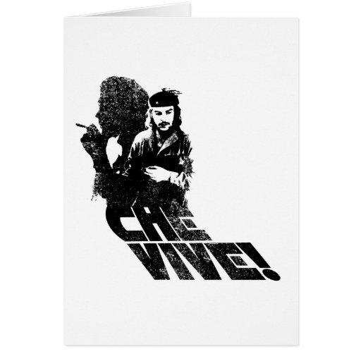 Che Vive! Card