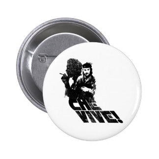 Che Vive! Pinback Button