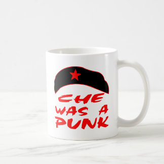Che Was A Punk Coffee Mug