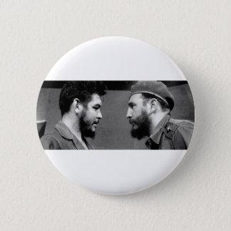 Che-y-Fidel Button