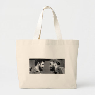 Che-y-Fidel Large Tote Bag