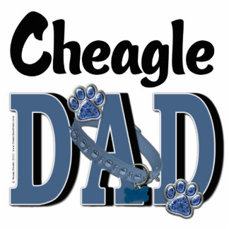 Cheagle DAD Photo Cut Out