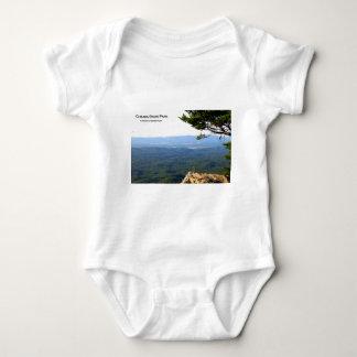 CHEAHA STATE PARK - ALABAMA'S HIGHEST POINT BABY BODYSUIT
