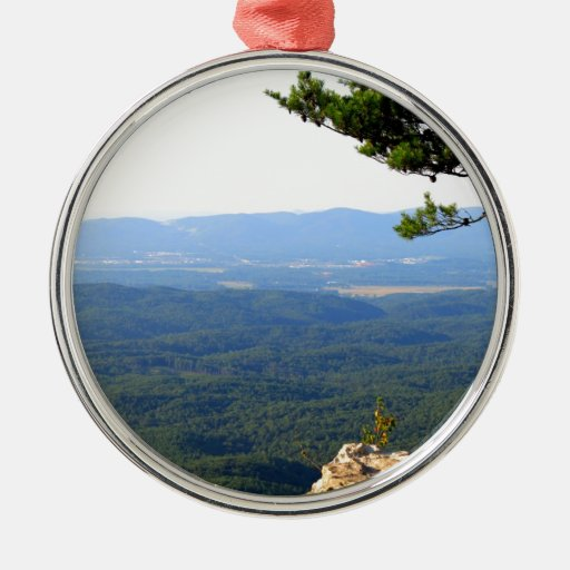 CHEAHA STATE PARK - ALABAMA'S HIGHEST POINT ORNAMENT