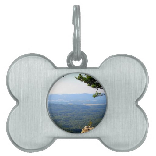 CHEAHA STATE PARK - ALABAMA'S HIGHEST POINT PET ID TAG