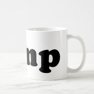 Cheap and Generic PIMP T shirt Classic White Coffee Mug