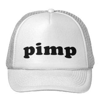 Cheap and Generic PIMP T shirt Trucker Hat