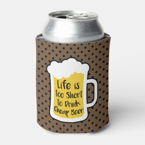 Cheap Beer Can Cooler