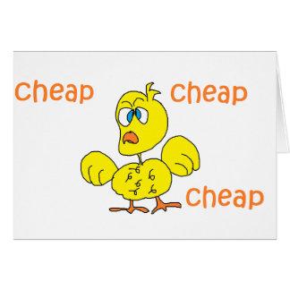 cheap cheap cheap card