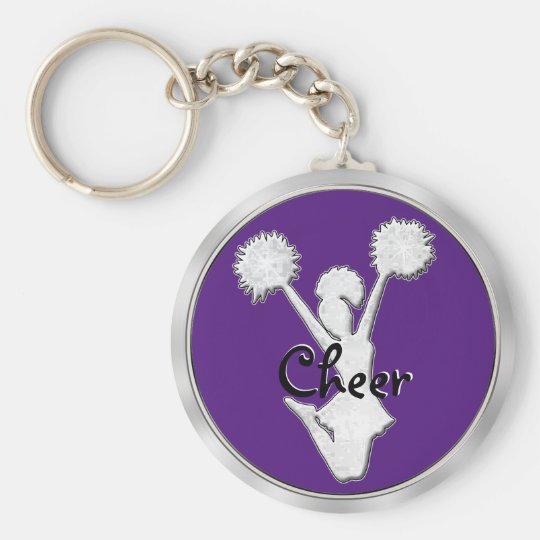 Cheap CHEER Keychains in Bulk Your Team COLORS  a7d4f9f7e