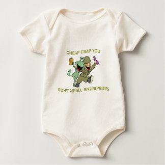 Cheap Crap You Don't Need, Enterprises Baby Bodysuit