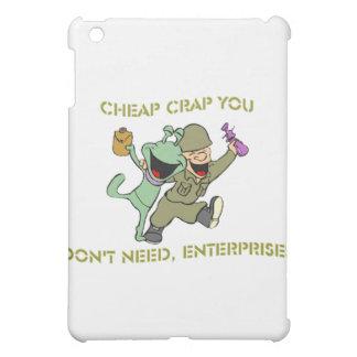 Cheap Crap You Don't Need, Enterprises iPad Case