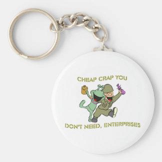 Cheap Crap You Don't Need, Enterprises Keychain