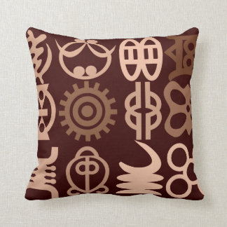 cheap decorative pillows with adinkra symbols - Decorative Pillows Cheap