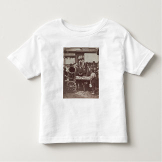Cheap Fish of St. Giles, from 'Street Life in Lond Toddler T-shirt