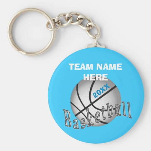 CHEAP Personalized Gifts for Girls Basketball Team Key Chains