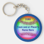 CHEAP Personalized Softball Team Gifts Keychain