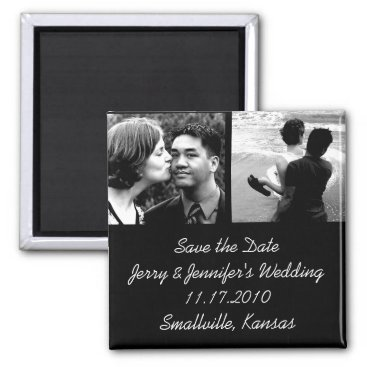 patricklori Cheap Save the Date Magnets