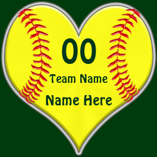 e48cac2a8ac4 Cheap Softball Gifts with Your Text and Colors Keychain
