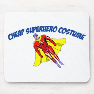 Cheap Superhero Costume Mouse Pad