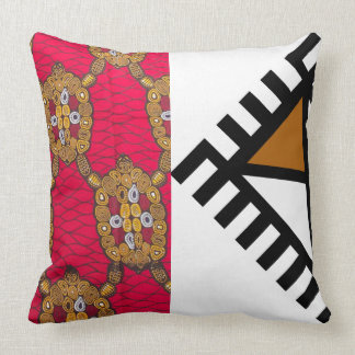 Adinkra PillowsDecorativeThrow PillowsZazzle