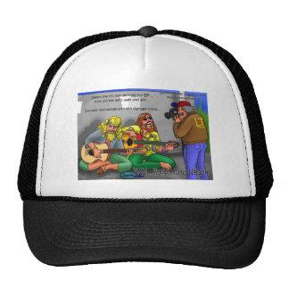 Cheap TV News Funny Gifts Tees Mugs More Mesh Hat