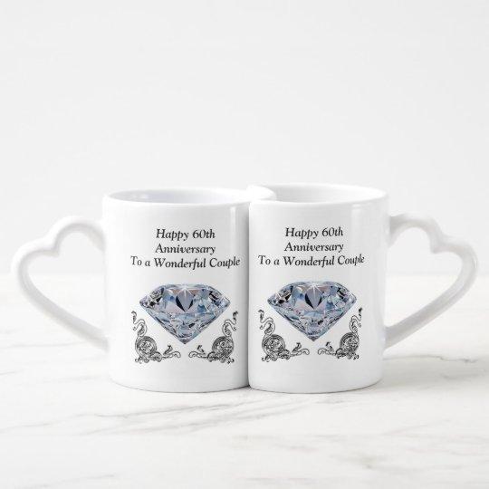 Great Inexpensive Wedding Gifts: Cheap Unique Diamond Wedding Anniversary Gifts Coffee Mug