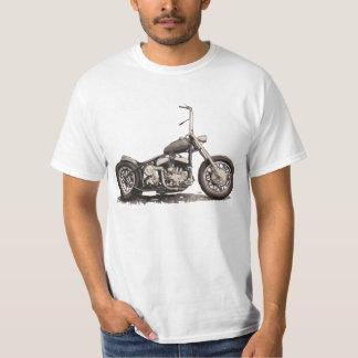 Cheap Vintage Motorbike T-Shirt