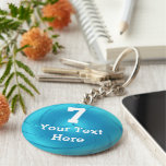 CHEAP Volleyball Team Gifts Your NUMBER and NAME Keychain