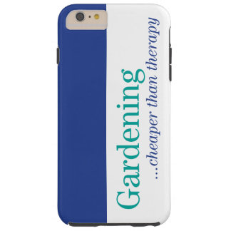 Cheaper Than Therapy Tough iPhone 6 Plus Case