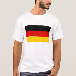 Cheapest German flag T-Shirt