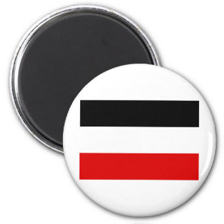 Cheapest German imperial flag 2 Inch Round Magnet