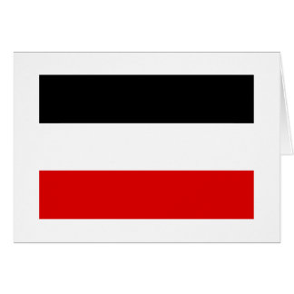 Cheapest German imperial flag Card