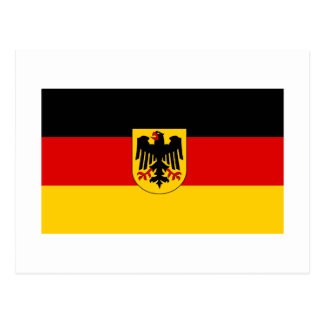 Cheapest German state flag Postcard