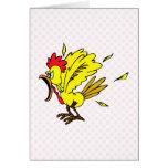 Cheapo Chicken Card