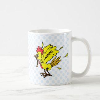 Cheapo Chicken Classic White Coffee Mug
