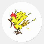 Cheapo Chicken Stickers