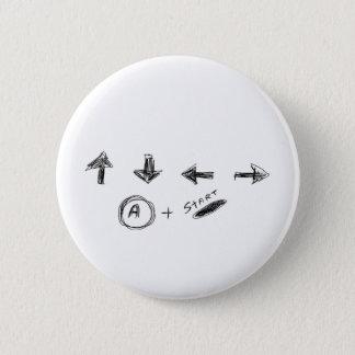 Cheat Code Button