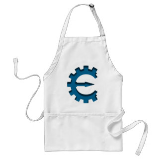 Cheat Engine Logo 2 Adult Apron