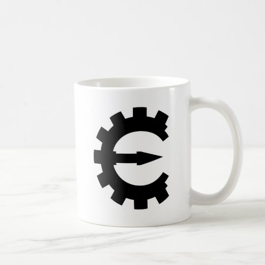 Cheat Engine Logo 2 - Black Coffee Mug