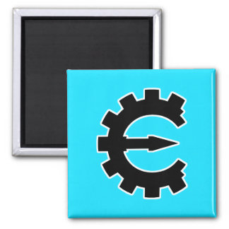 Cheat Engine Logo 2 - Black Magnet